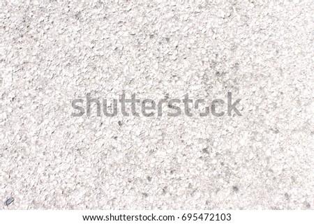 Pebble concrete #695472103