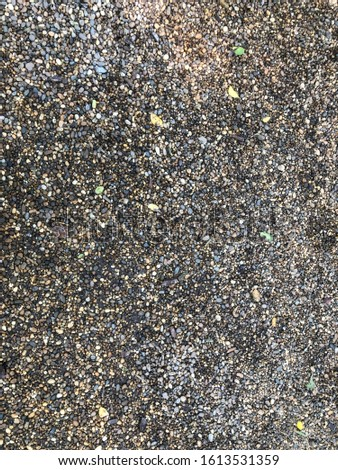 Pebble is a sedimentary rock that is washed away by the currents.  Due to the friction, the surface is smooth and smooth.  There are 2 types, river gravel and sea gravel.