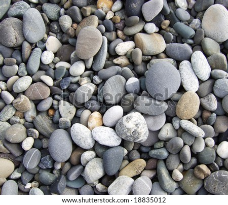 pebble stones great as a background