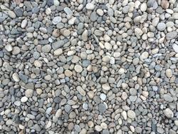 Pebble Stones. Seamless Tileable Texture.