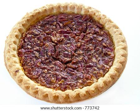 Pecan Pie Clip Art Pecan Pie Isolated On ...