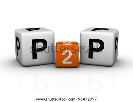 Peer to Peer symbol