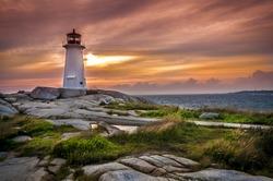 Peggy's Cove, St. Margarets Bay, Nova Scotia