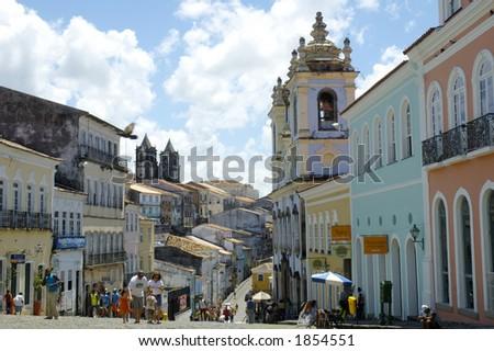 Pelourinho - Salvador da Bahia - Brazil