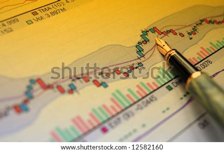 pen indicate diagram stat