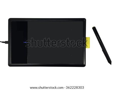 pen mouse