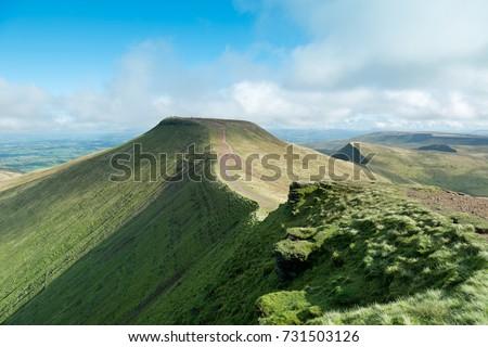 Pen Y Fan,Brecon Beacons ,Wales