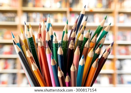 Pencil, Color Image, Descriptive Color.