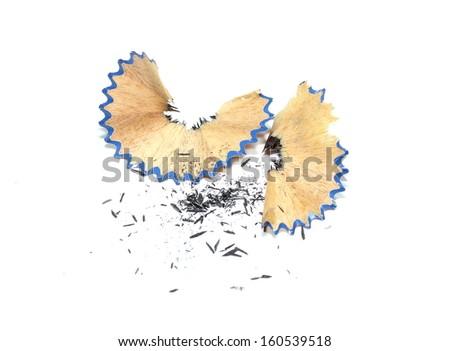 Pencil Shavings #160539518