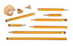 Pencils collection