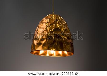Pendant light lamp illuminated, Elegant Chandelier illuminated #720449104