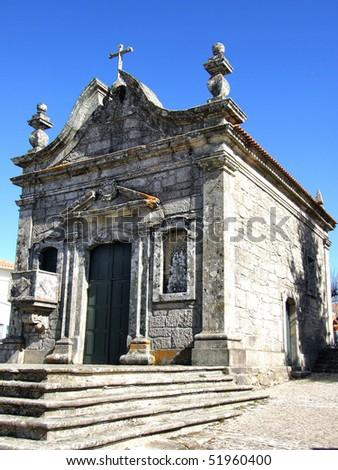 Penedono chapel