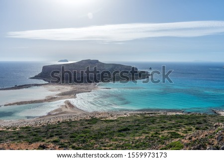 peninsula of Gramvoussa, lagoon of Balos #1559973173