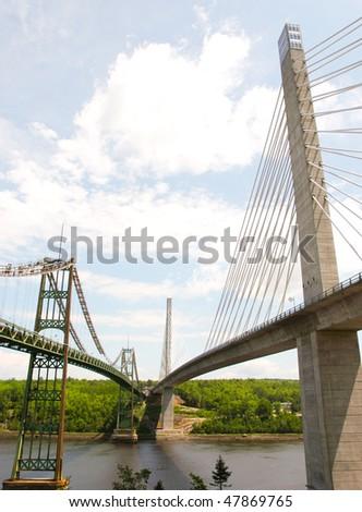 Penobscot Narrows bridges #47869765