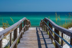 Pensacola Beach Boardwalk