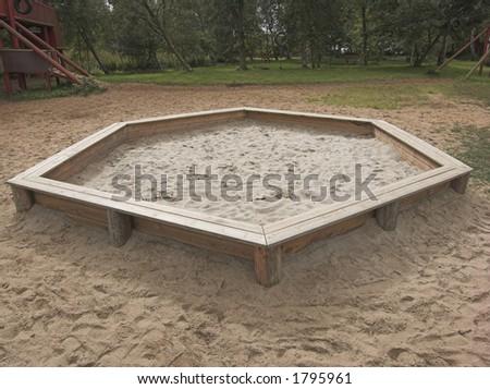 Pentagonal Sandbox