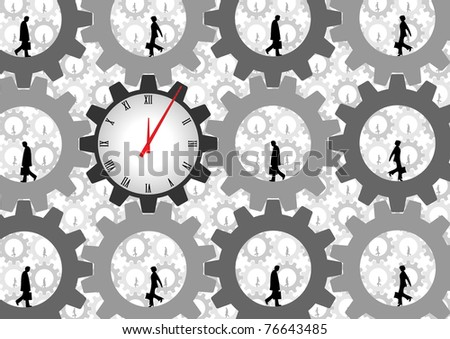 People and time