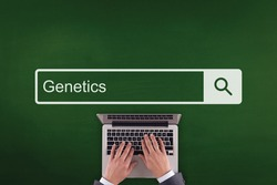 PEOPLE COMMUNICATION HEALTHCARE  GENETICS TECHNOLOGY SEARCHING CONCEPT