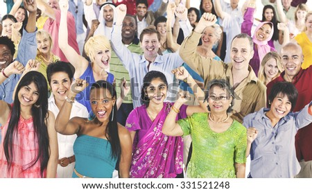 People Diversity Casual Society Group Concept #331521248