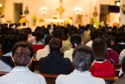 people jont Mass catholic , Mass in the Catholic Church