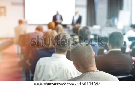 People on the Conference room #1160191396