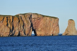 Perce Rock (French rocher Perce,