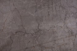 Perfect marble background in stylish grey colour, texture for new design.
