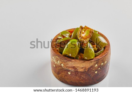 Perfect Pickle with perfect Taste.