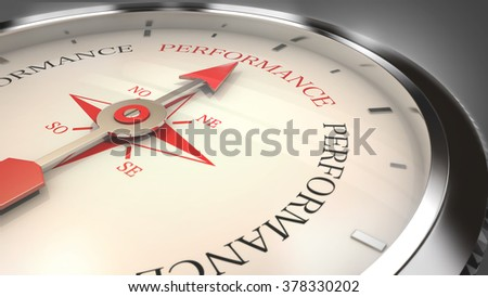 Performance compass