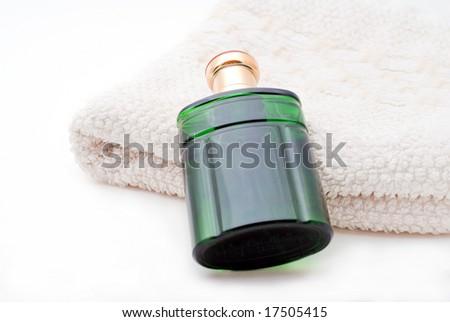 Perfume and Towel