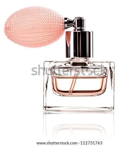perfume bottle #112731763