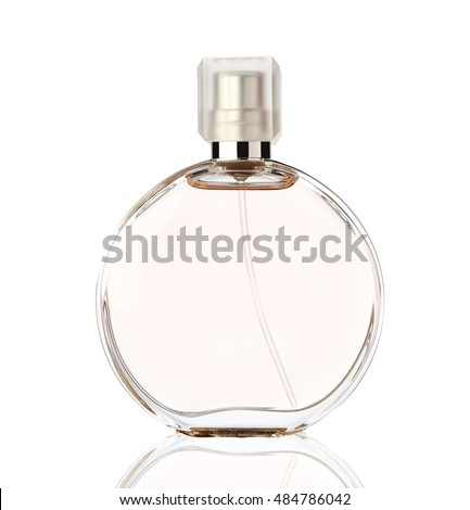 perfume bottle #484786042