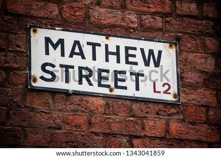 Perhaps Liverpool's most famous street situated in the Cavern Quarter at the heart of the city. It is also home to the Cavern Club where The Beatles played in their early career