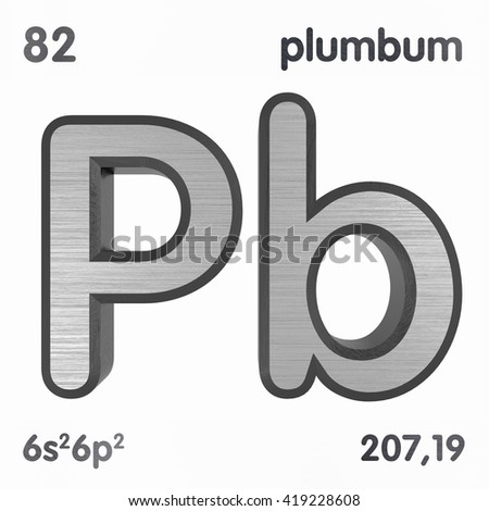 Lead symbol periodic table lead symbol periodic table royalty free stock photos and images periodic table of elements urtaz Image collections