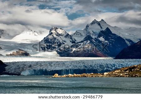 Perito Moreno - stock photo