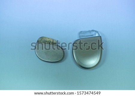 permanent pacemaker implantation device.  electrical device for abnormal heart rhythms (arrhythmias)