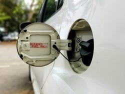 Perodua myvi unleaded fuel only