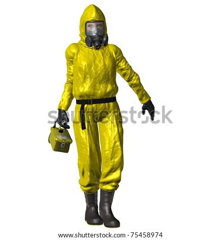 Gas Mask Gloves Gas Mask Rubber Boots And