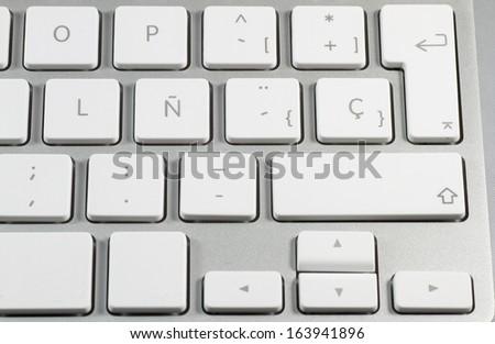 Personal computer keyboard #163941896