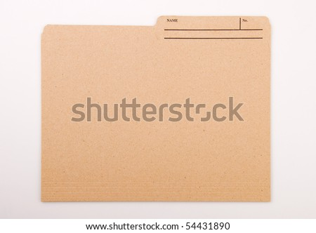 Personal File