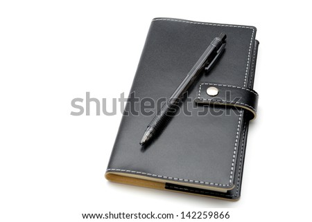 Personal organizer and pen