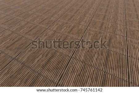Perspective Wood Texture 3d Illustration Wooden Floor Plank