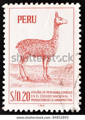 peru   circa 1979 a stamp...
