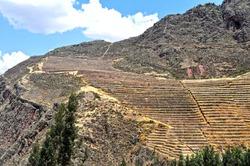 Peru Inca Sacred Valley Southamerica