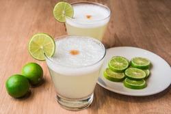 Peruvian drink: