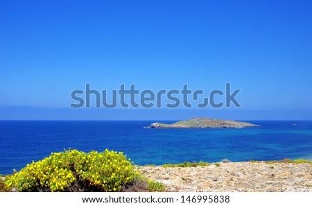 Pessegueiro island, Porto Covo, Portugal