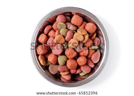 Pet food.