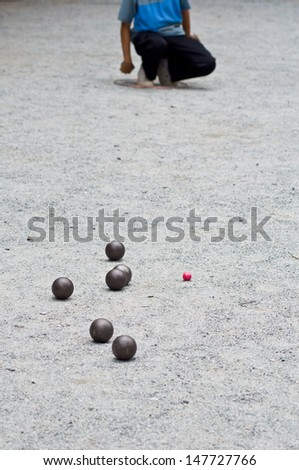 petanque recreation sport for healthy