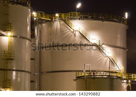 Petrochemical-tanks