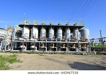 Petroleum reserve tank #642467518
